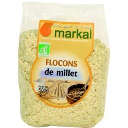 Flocons de millet 6x500 grs