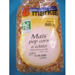 Maïs pop corn 6x500g