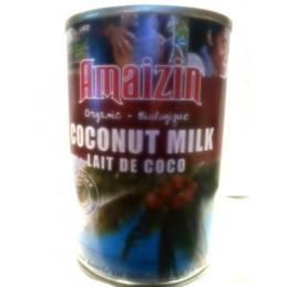 Lait de coco BIO 6x400 ml - concentré 22 % -