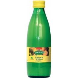 Jus de citron Bio (12x25cl)