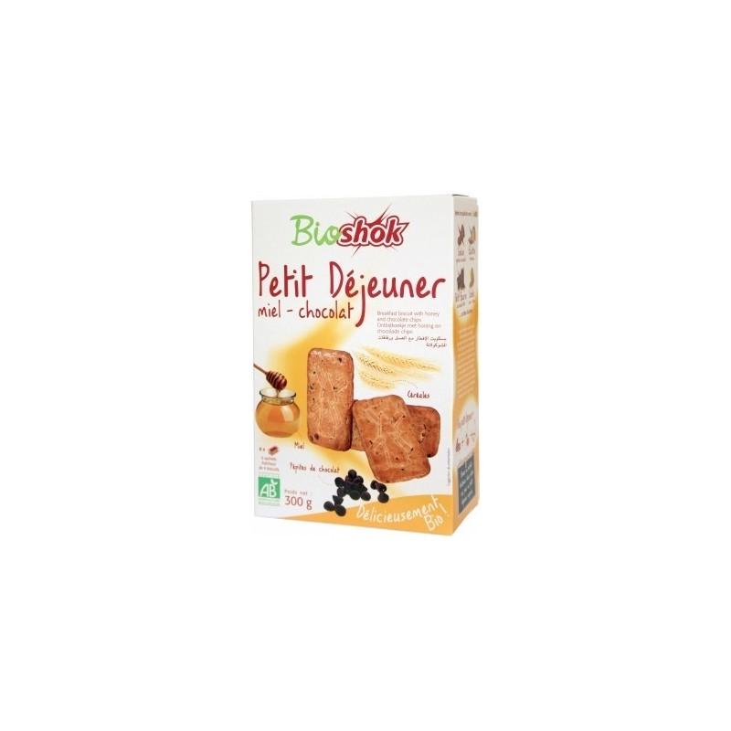 Bicuits petit déjeuner au miel (10x300grs)