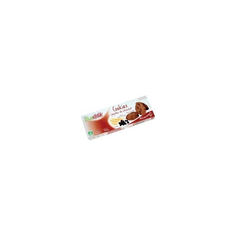 Cookies aux pépites de chocolat (20%) (12x150grs)