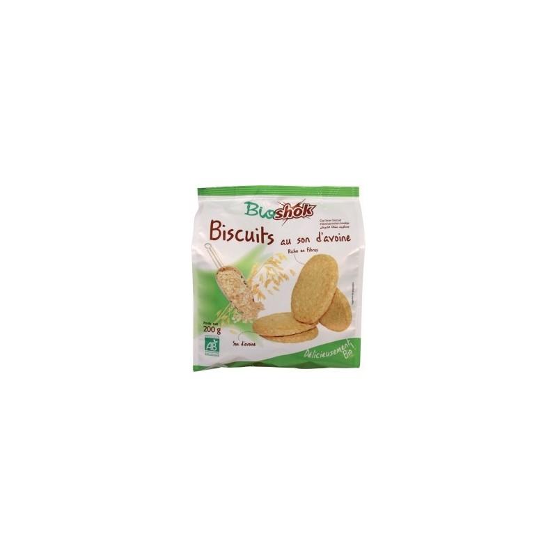 Biscuits au son d'avoine (8x200grs)