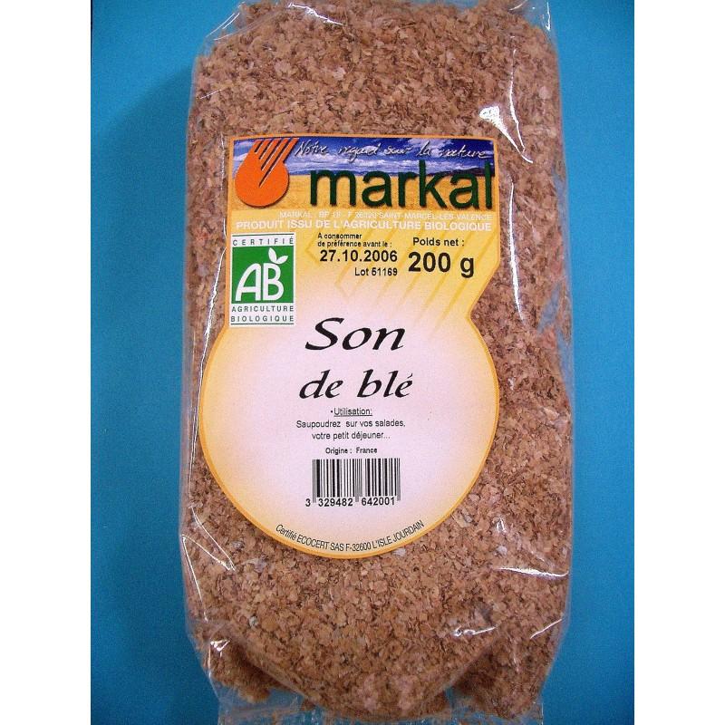 Son de blé 6x200g
