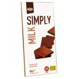 Tablettes Simply Milk (Lait 32%) 17x80 grs