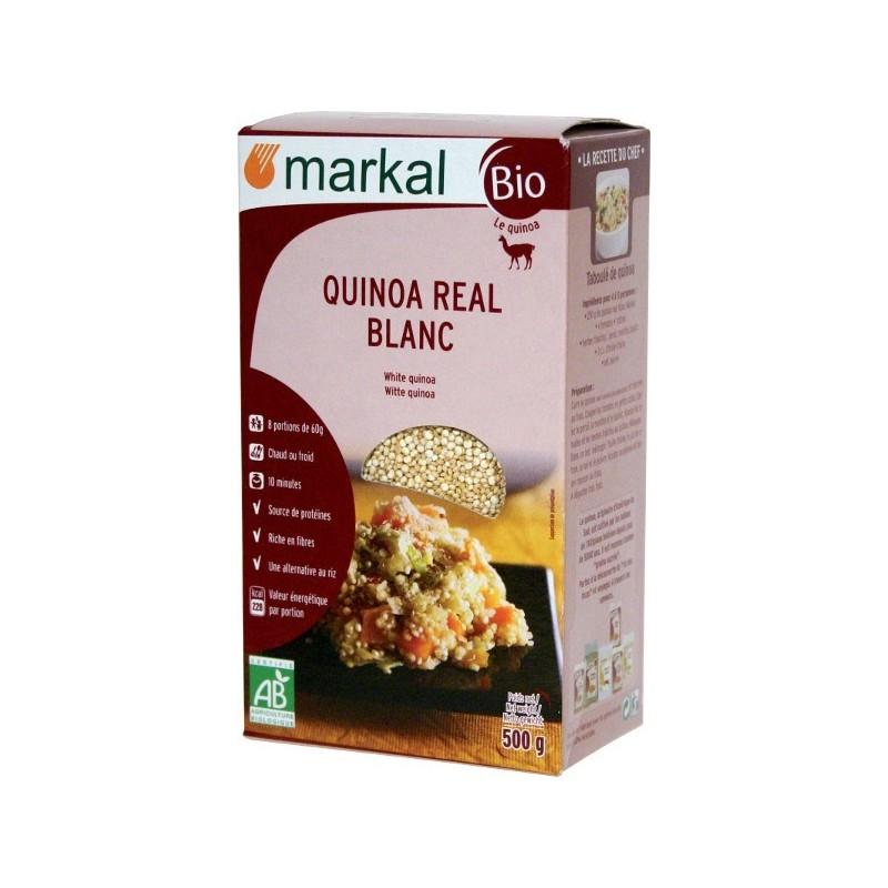 Quinoa real blanche 6x1kg