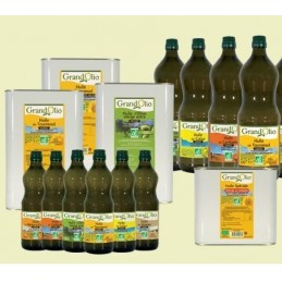 HUILE D'OLIVE FRUITEE VIERGE EXTRA  5L
